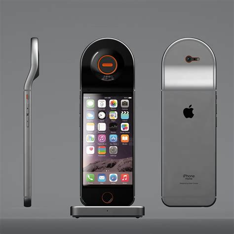 house phones iphone home concept is retro futuristic and somehow i d