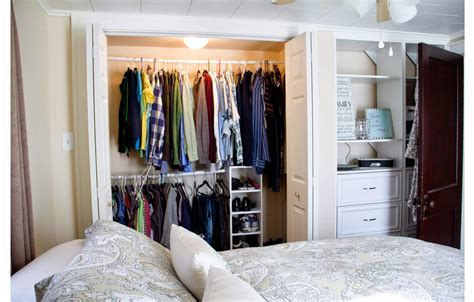Tiny Bedroom Without Closet | organize bedroom without dresser amazing living room and how to a closet interalle com