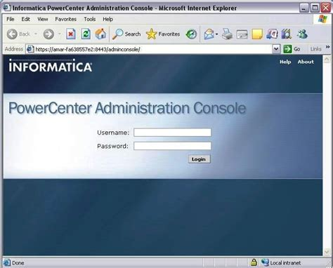 Informatica Administrator by Learn Informatica Working With Powercenter Administration