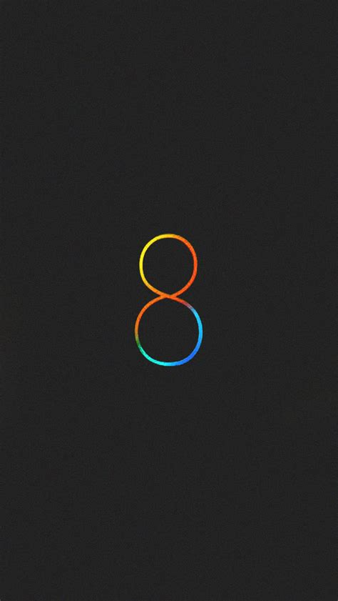 wallpaper black ios 8 freeios7 free ios 8 black parallax hd iphone ipad