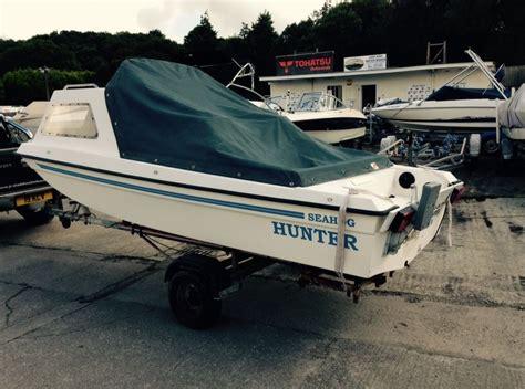 seahog hunter 1992 cheap fishing boat for sale in cornwall - Cheap Boats Cornwall