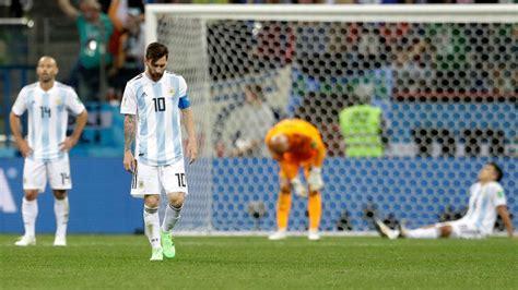 malu argentina kalah penyokong tegar dipercayai bunuh diri