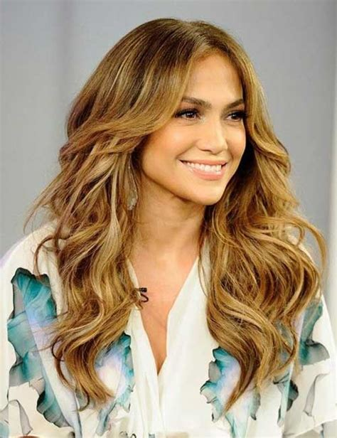 Wavy Layered Hairstyles by 25 Layered Haircuts For Wavy Hair Hairstyles 2017