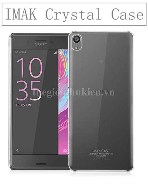 Imak Sony Xperia Xa 盻壬 l豌ng trong su盻奏 sony xperia xa ch 237 nh h 227 ng imak ph盻ァ nano