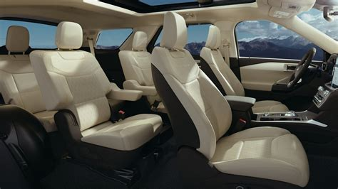 ford explorer price interior specs mckie ford