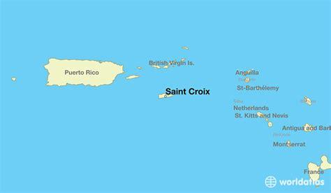st croix world map where is croix u s islands croix