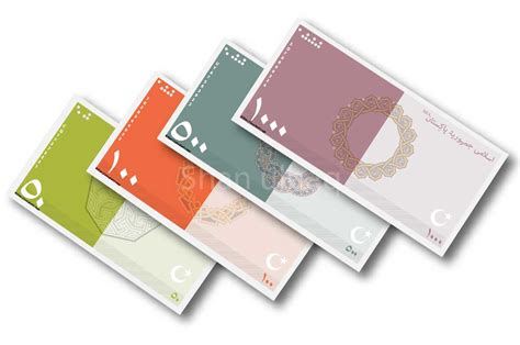 Dasi Note new currency design for pakistan the design