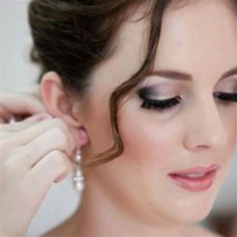 Wedding Hair And Makeup Brisbane by Make Up By Louise Hair And Makeup Brisbane Easy Weddings