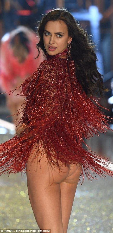 Vs Model by Irina Shayk At S Secret Fashion Show