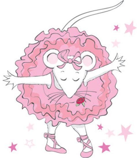 Ballerina Story Book ballerina