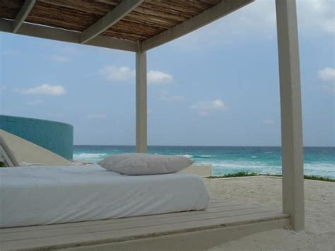 bed on the beach canopy bed on the beach picture of live aqua cancun all inclusive cancun tripadvisor