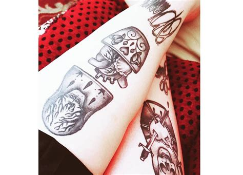 tattoo locations on body top 7 relatively painless locations