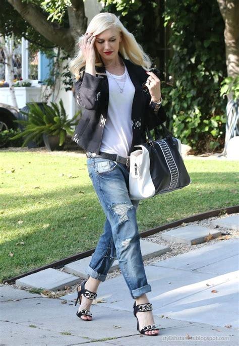 Style Gwens by Shoe Gwen Stefani Stylish Starlets