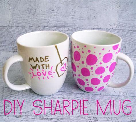 sharpie mug diy marker pen design how to do it leannes blog easy diy gift decorate a mug with a sharpie paint pens