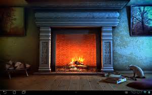 3d kamin fireplace 3d lwp android apps on play