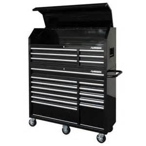 tool chest home depot husky 52 in 18 drawer tool chest and cabinet set black
