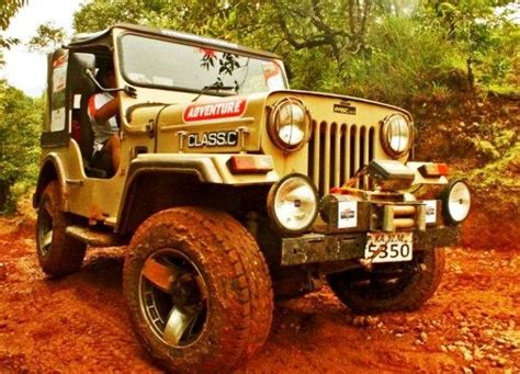 Winch For Jeep In India Essential Offroad Equipment To Carry In Your 4x4 Suv Or