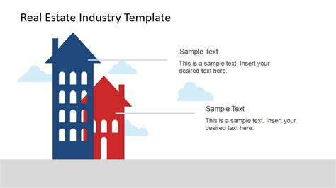 powerpoint design real estate real estate industry powerpoint template slidemodel