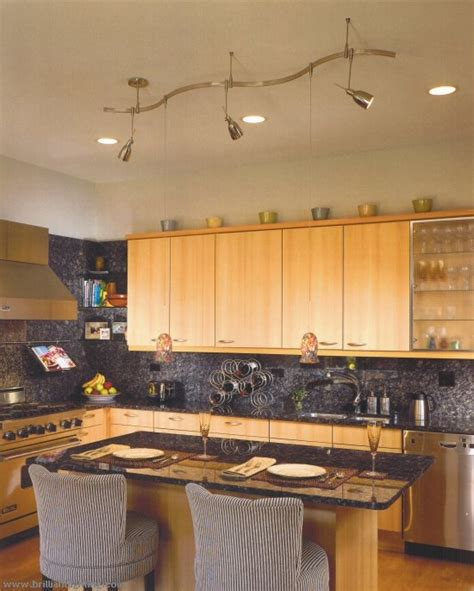 track lighting in kitchens kitchen lighting archives interior lighting