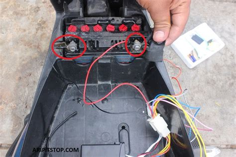 Alarm Buat Motor aripitstop 187 alarm mp two way system cocok banget buat