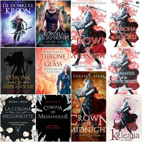 Throne Of Glass Pb By J Maas 132 best images about alternate book covers on