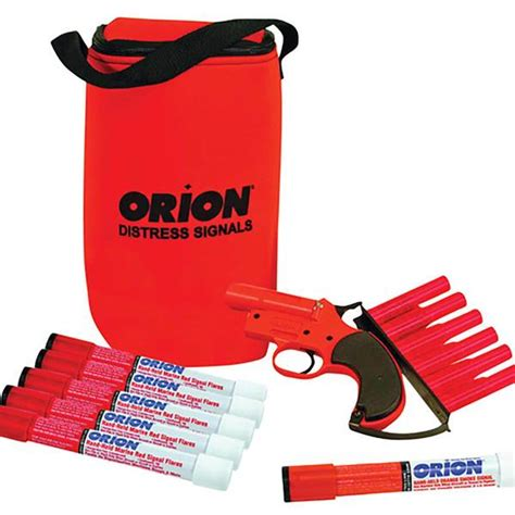 orion bluewater alert locate flare kit west marine - Boat Flare Kit
