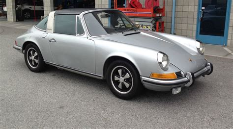 silver 1972 911 t targa paint cross reference