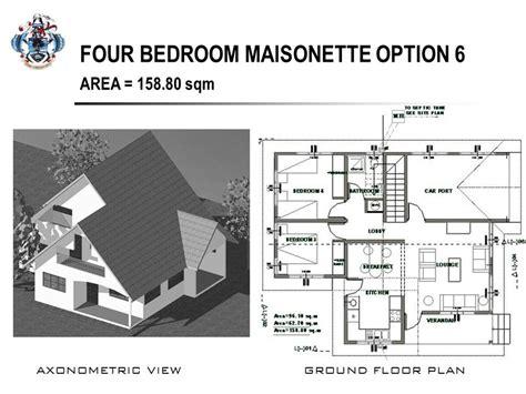 5 bedroom maisonette house plans maisonette house plans escortsea