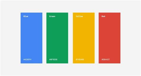 modern colors google s new logo is a lesson in modern design