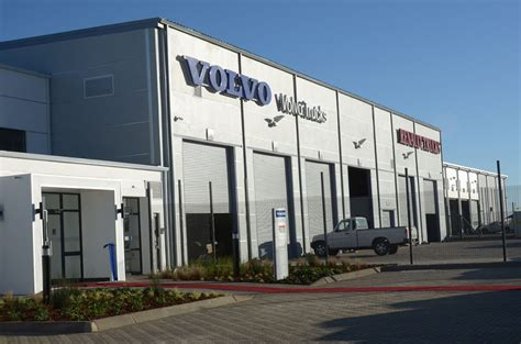 volvo group opens    bloemfontein dealership fleetwatch
