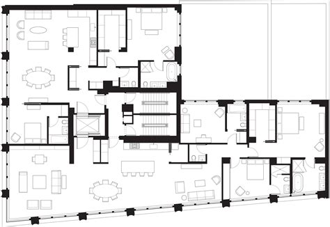 10 bond selldorf architects new york - 10 Bond Floor Plans