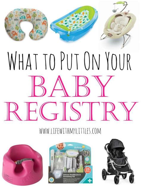 Things To Put On Baby Shower Registry by 1000 Ideas About Baby Shower Registry On Baby