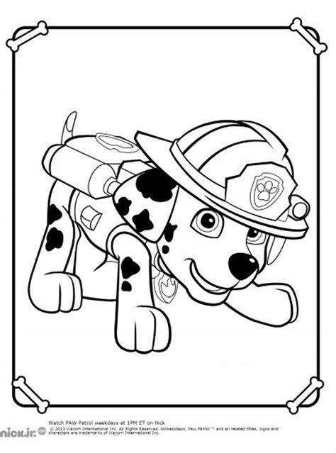 imagenes para colorear prevencion de accidentes paw patrol 6 dibujos animados p 225 ginas para colorear