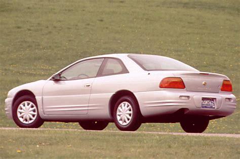 automotive service manuals 1995 chrysler sebring parental controls 1995 00 chrysler sebring consumer guide auto