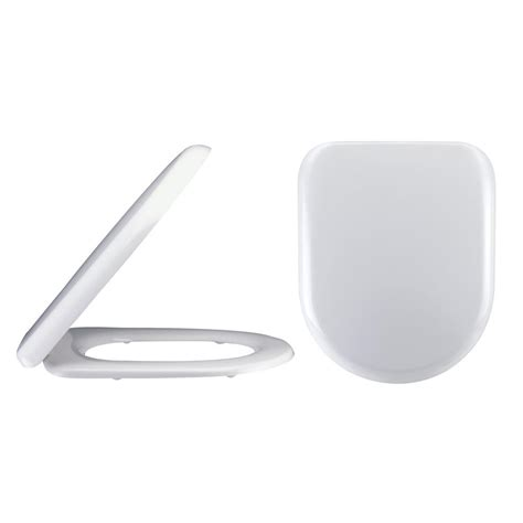 toilet seat shapes luxury d shape soft release toilet seat heavy