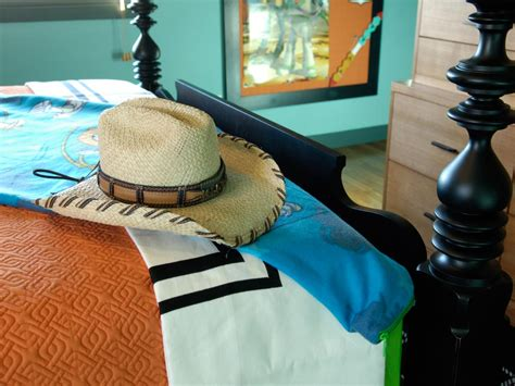 hat on the bed hgtv dream home 2010 kids bedroom pictures and video