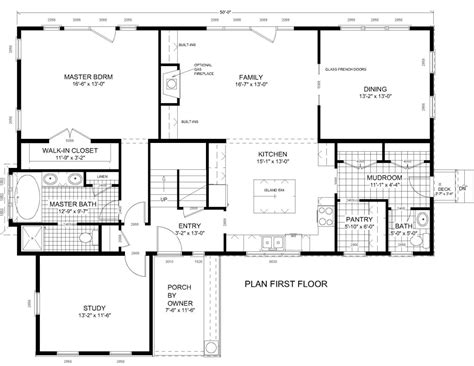 40 X 40 House Plans | 40 x 40 house floor plans wood floors