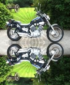 Motorrad Leasing Rechner by Verkaufe Mein Motorrad Yamaha Wild Star 1600 Ccm Chopper