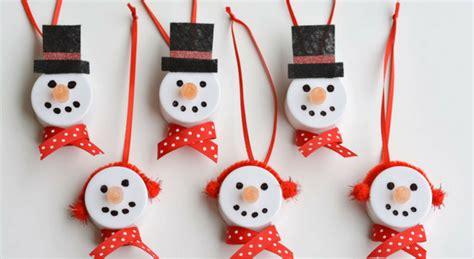 100 snowman decorations for the home 77 diy tea light snowman ornaments 100 days of homemade holiday