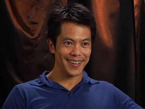 byron mann talks man iron fists arrow