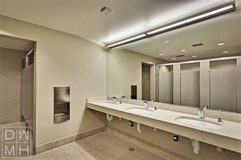 commercial bathroom ideas commercial common areas designworks morgan hill hood