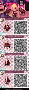 Lolita santa christmas qr code outfits qr codes for animal crossing