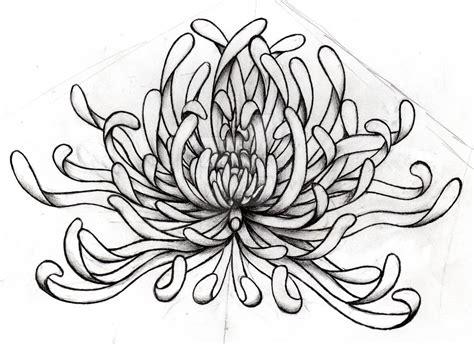 chrysanthemum tattoo designs chrysanthemum search poster design