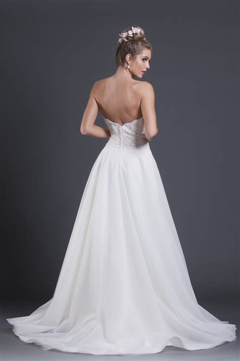 nancy wedding dress caleche bridal