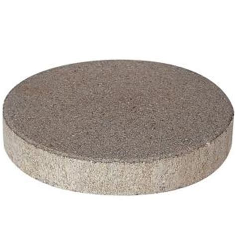 pavestone 12 in x 12 in pewter step 71319