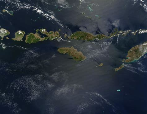 lesser sunda islands indonesia visualization date