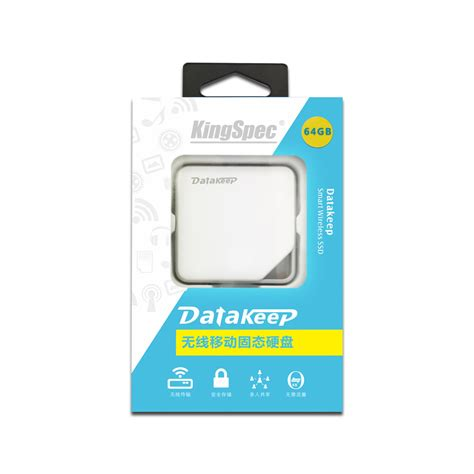 Wifi Portable Flash מוצר kingspec datakeep mifee wireless portable external