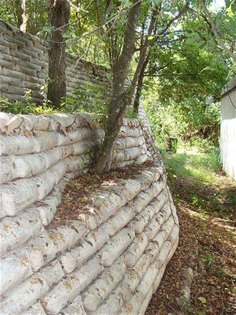 Home Depot Backyard Design concrete bag retaining wall pics