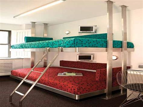 Large Bunk Bed 72 Beautiful Modern Bunk Beds For Adults 2017 18