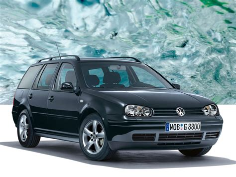Vw Golf 4 Autodata by Volkswagen Golf Iv Variant 1j5 1 9 Tdi 101 Hp